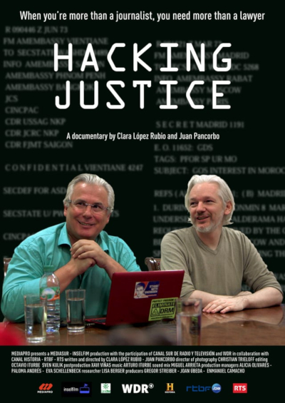 Hacking Justice (2017) - Cover