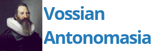 Automatic extraction of Vossian antonomasia from large newspaper corpora